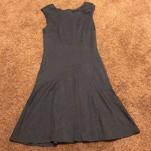 Ann Taylor Drop Waist Dress Size 2